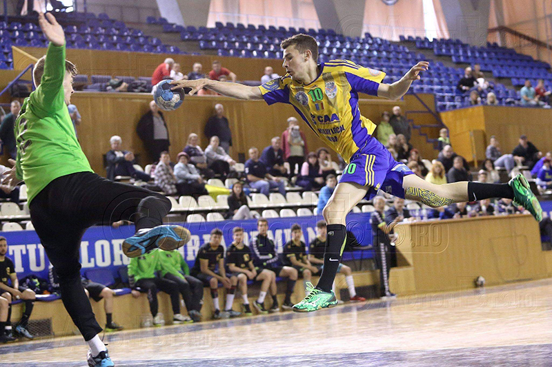 handbal juniori potaissa turda